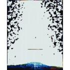 Область выкладки Эйфелева башня Алмазная частичная вышивка мозаика на подрамнике Color Kit