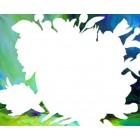 Область выкладывания Букет пионов Алмазная частичная вышивка (мозаика) на подрамнике Color Kit