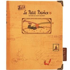 Принц на траве Ежедневник, блокнот книжка для скрапбукинга Белоснежка