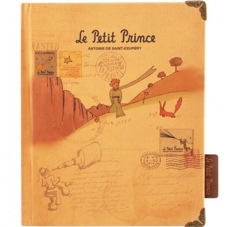 Принц и лис Ежедневник, блокнот книжка для скрапбукинга Белоснежка