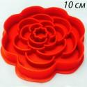 Роза Форма с тиснением для вырезания печенья и пряников