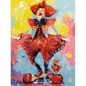 Дирижер Раскраска картина по номерам акриловыми красками на холсте Белоснежка