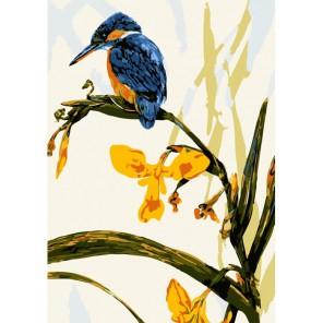 Лесные жители Раскраска картина по номерам акриловыми красками на холсте Menglei