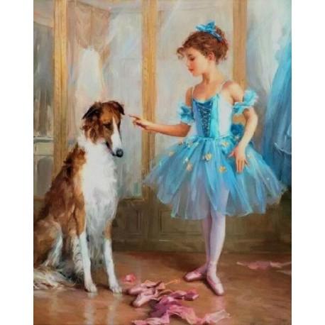 GX9816 Разговор по душам ( Константин Разумов) Раскраска картина по номерам акриловыми красками на холсте Molly | Купить картину