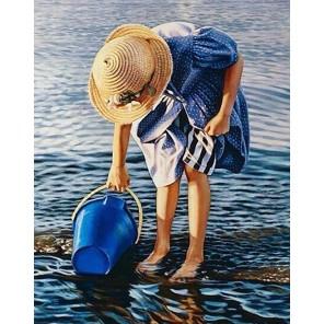 Морская прогулка Алмазная мозаика вышивка Гранни | Алмазная мозаика купить