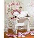 Сладкие сны Раскраска картина по номерам акриловыми красками на холсте | Картина по номерам купить