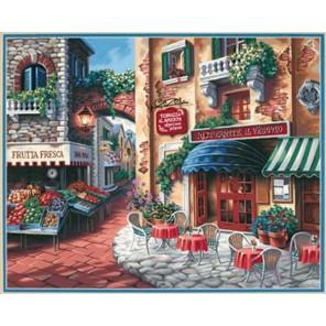 Вкус Италии 91320 Раскраска по номерам Dimensions