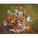 GX7924 Раскраска по номерам Праздник цветов (художник Алла Шевченко) картина 40х50 см на холст