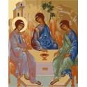 ME1042 Святая Троица Раскраска по номерам акриловыми красками на холсте Menglei