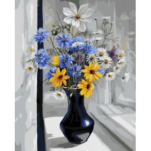 GX7994 Крымский натюрморт Раскраска картина по номерам акриловыми красками на холсте
