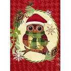 Рождество в лесу Алмазная мозаика вышивка Гранни
