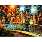 Встреча Раскраска картина по номерам акриловыми красками на холсте Menglei