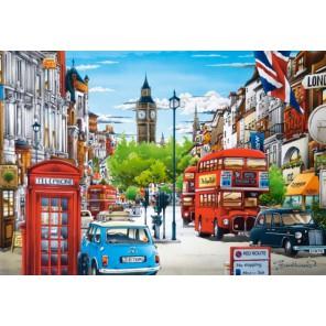 Лондон Пазлы Castorland