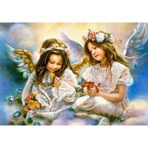 Подарок от ангела Пазлы Castorland