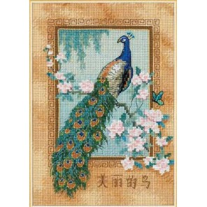Прекрасная птица 06870 Набор для вышивания Dimensions ( Дименшенс )