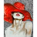 Марта Алмазная мозаика (вышивка) Гранни