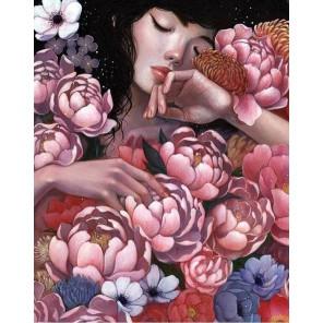 Цветочный сон Алмазная мозаика (вышивка) Гранни