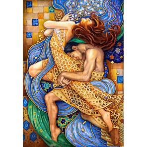 Во власти страсти Алмазная мозаика (вышивка) Гранни