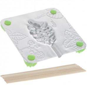Малинка Форма для изготовления леденцов, конфет