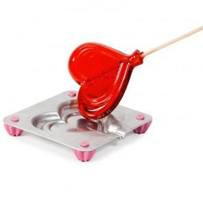 Сердечко большое Форма для изготовления леденцов, конфет