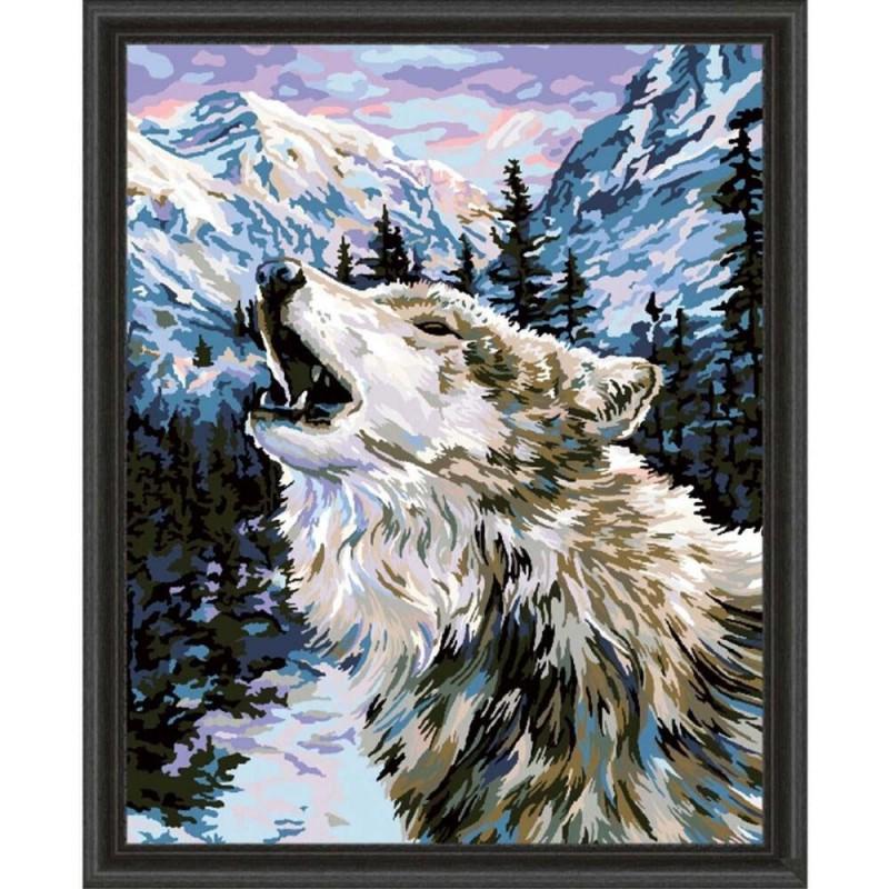 Сумеречная песнь (художник Бэт Хозелтон) Раскраска картина ...