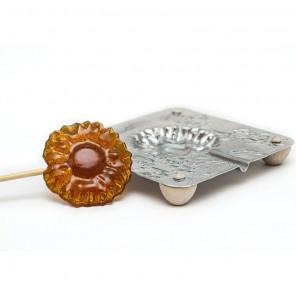 Подсолнух Форма для изготовления леденцов, конфет