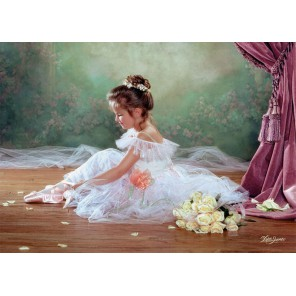 B51571 Балерина Пазлы Castorland