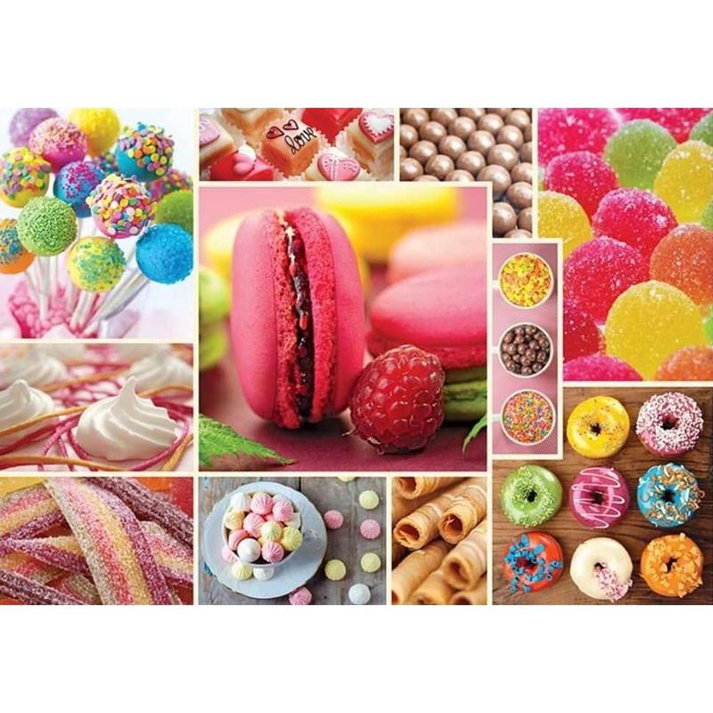 образы, картинки коллаж сладости тенденции диктуют следующее