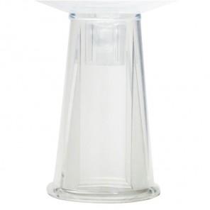 Колба-подставка 1,7см под шар Фигурка из пластика