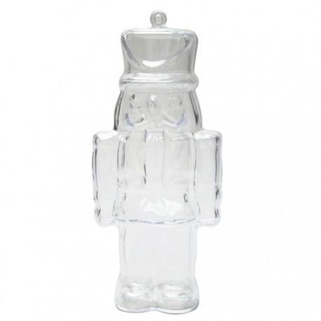 Щелкунчик Фигурка разъемная из пластика для декорирования