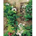 Красивый уголок Раскраска картина по номерам на холсте
