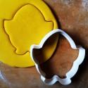 Яйцо с крылышками Форма для вырезания печенья и пряников