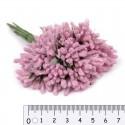 Розовый Декоративный букетик Рукоделие