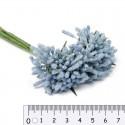 Голубой Декоративный букетик Рукоделие