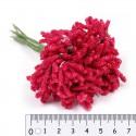 Красный Декоративный букетик Рукоделие