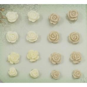 Сказка про Фей 3 Самоклеющиеся объемные цветы Scrapberry's