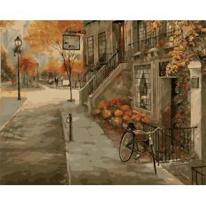 Дом лучшего друга (художник Ruane Manning) Раскраска картина по номерам на холсте