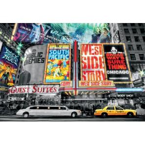 Нью-Йоркский театр Пазлы Educa