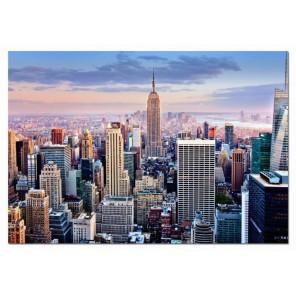 Манхеттен Нью-Йорк Пазлы Educa