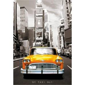 Такси Нью-Йорк Пазлы Educa