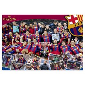 ФК Барселона Чемпионы Пазлы Educa