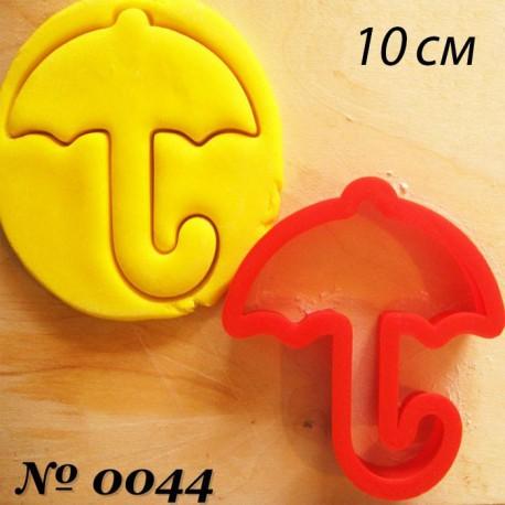 10 см Зонтик Форма для вырезания печенья и пряников
