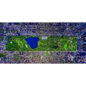 Центральный парк, Нью-Йорк панорама Пазлы Educa