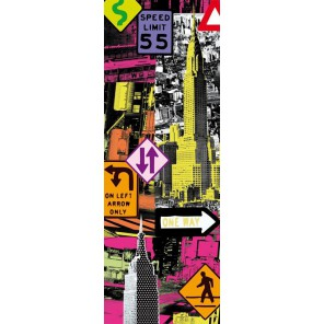 Нью-Йоркский поп-арт панорама Пазлы Educa
