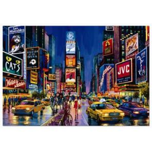 Times Square, Нью-Йорк Пазлы Educa