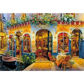 Французское кафе Пазлы Educa