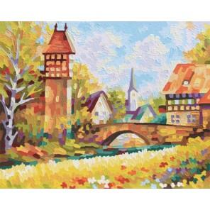 Загородная идиллия Раскраска по номерам Schipper (Германия)