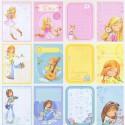 Карточки 1. Подружки Бумага односторонняя для скрапбукинга, кардмейкинга ScrapBerry's