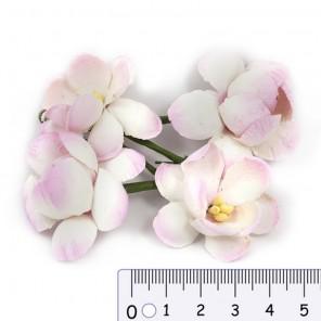 Цветы сакуры нежно-розовые для скрапбукинга, кардмейкинга Scrapberry's