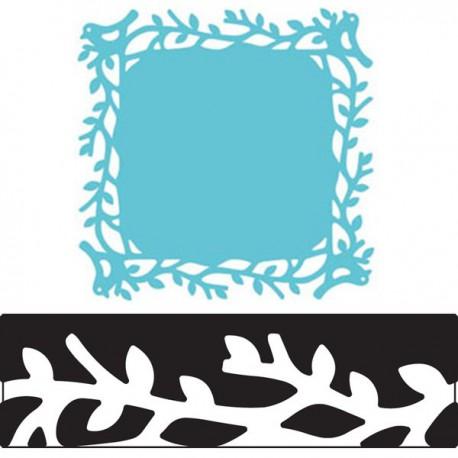 Бордюр Ветвь Фигурный дырокол для скрапбукинга Martha Stewart Марта Стюарт
